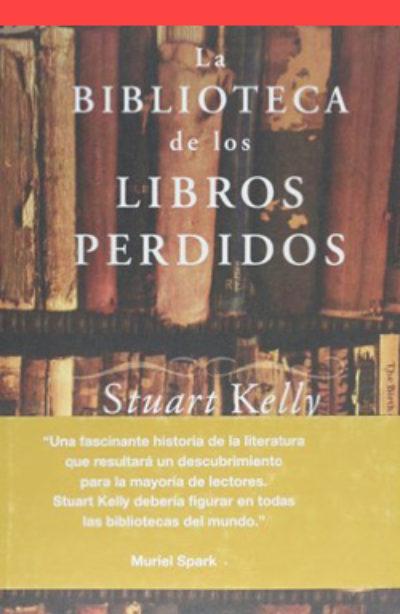 La biblioteca de los libros perdidos