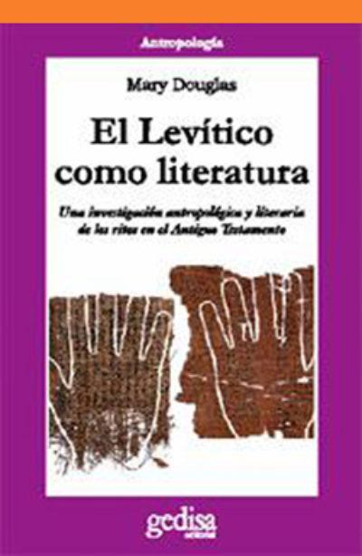 El levítico como literatura