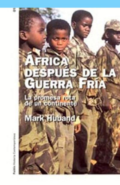 África después de la guerra fría: la promesa rota de un continente